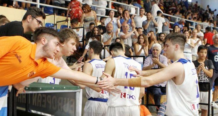 Ευρωπαϊκό U18: Η Εθνική ηττήθηκε με 81-57 από τη Σλοβενία – Εκτός βάθρου
