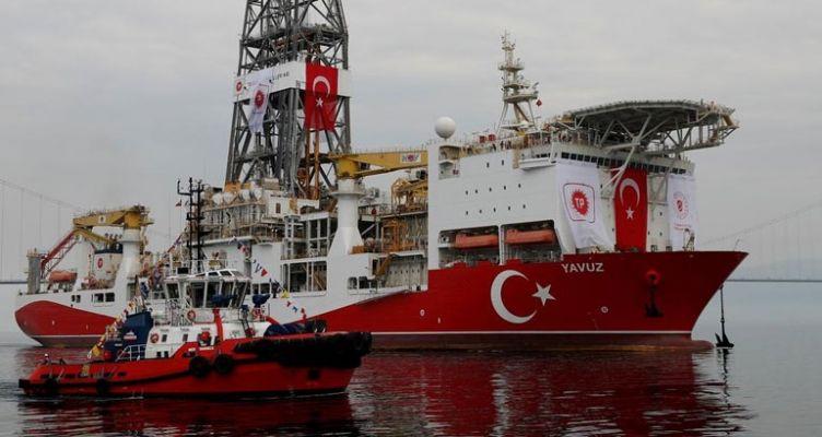 Γεωτρήσεις στην κυπριακή ΑΟΖ: Το Γιαβούζ αποχώρησε από την Κύπρο