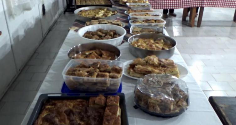 Γιορτή πίτας στη Φαμίλα Ναυπακτίας (Βίντεο)