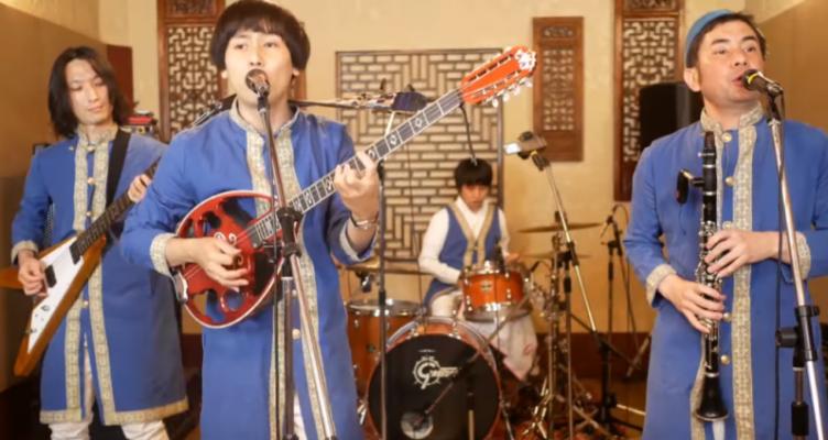 Οι Ιάπωνες Pyramidos διασκευάζουν «Ικαριώτικο» (Βίντεο)