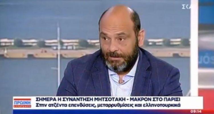 Ιάσονας Φωτήλας: «Η Ελλάδα, με κυβέρνηση της Ν.Δ., ανακτά την αξιοπιστία της» (Βίντεο)