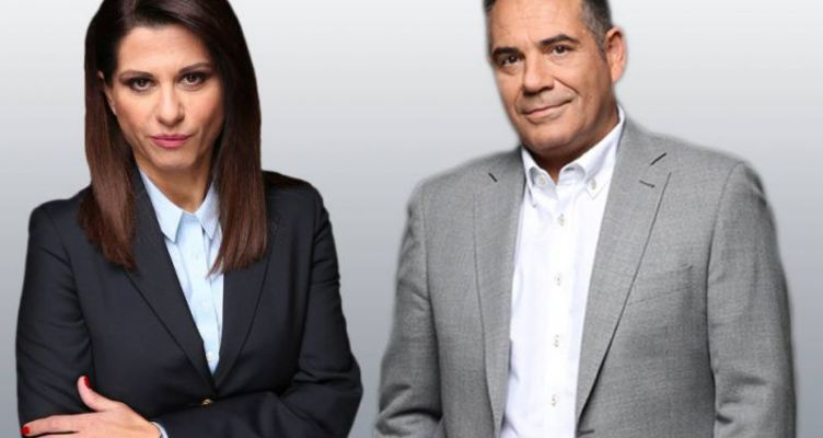 Αμαλία Κάντζου και Βαγγέλης Γιακουμής εκτός Open TV!