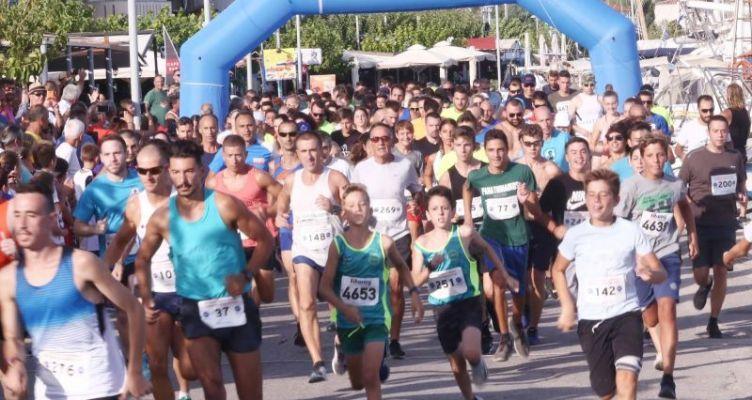 Αστακός: Ξεπέρασε κάθε προσδοκία η συμμετοχή στον 1ο Λαϊκό Αγώνα Δρόμου
