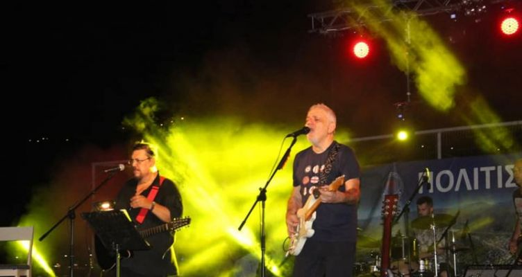 Αμφιλοχία: Μια υπέροχη συναυλία των Μαχαιρίτσα – Πορτοκάλογλου (Βίντεο – Φωτό)