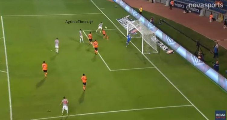 Προκριματικά UCL: Νίκη-πρόκριση με το γκολ του Κεχρινιώτη Γιώργου Μασούρα!