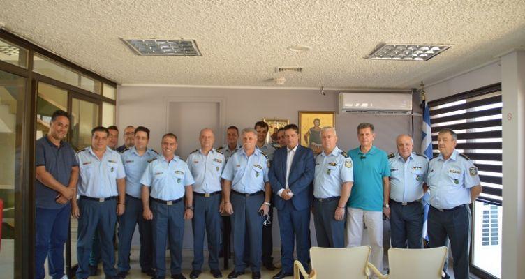 Ανέλαβε ο νέος Γενικός Αστυνομικός Διευθυντής Δυτικής Ελλάδας