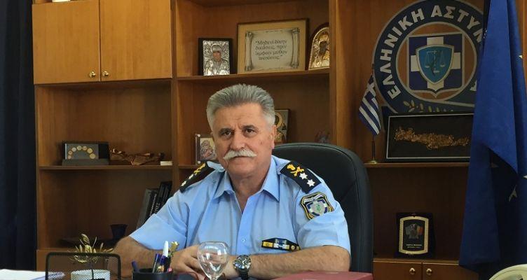 Νέος Γενικός Περιφερειακός Αστυνομικός Διευθυντής Δ. Ελλάδας – Το βιογραφικό του