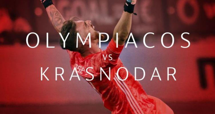 Ολυμπιακός – Κράσνονταρ: Live στις 22:00 στον Agrinio937 fm