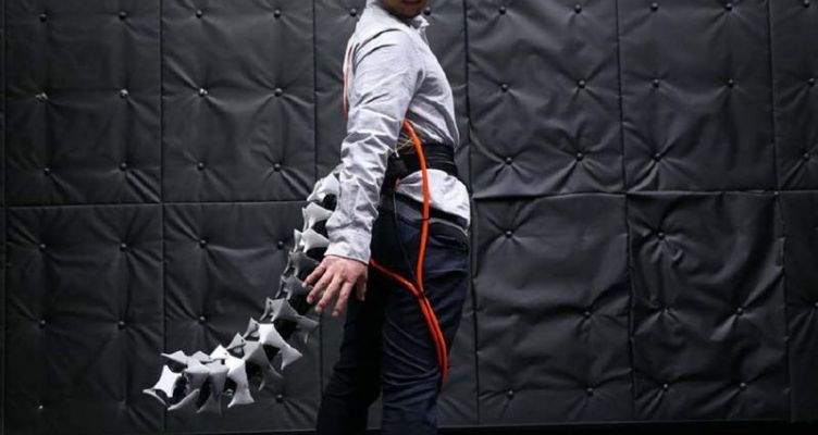 Η ουρά επιστρέφει στους ανθρώπους, ως ρομποτικό βοήθημα για τους ηλικιωμένους