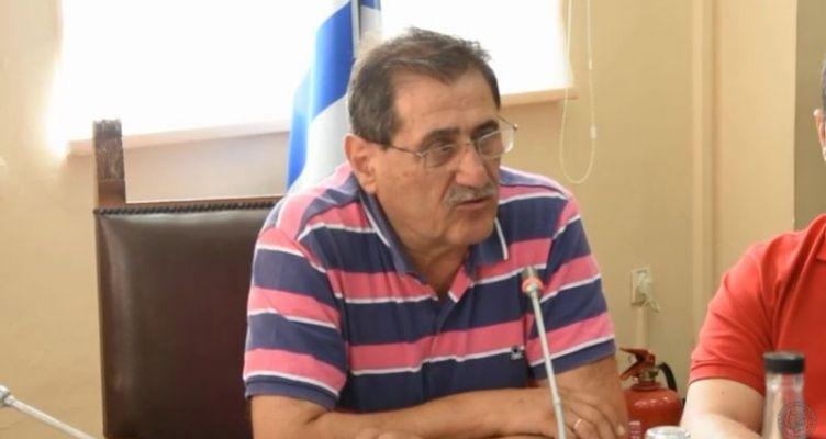 Ο Δήμαρχος Πατρέων ενημέρωσε για τους Παράκτιους Μεσογειακούς Αγώνες