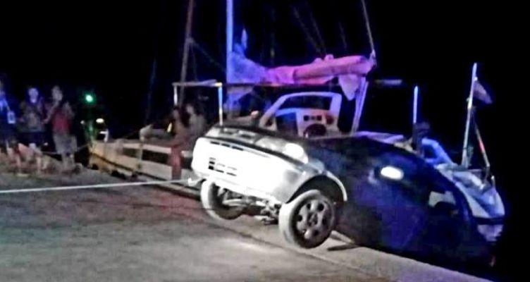 Λευκάδα: Απίστευτο τροχαίο ατύχημα – Από θαύμα σώθηκαν  δύο γυναίκες και τρία ανήλικα παιδιά!