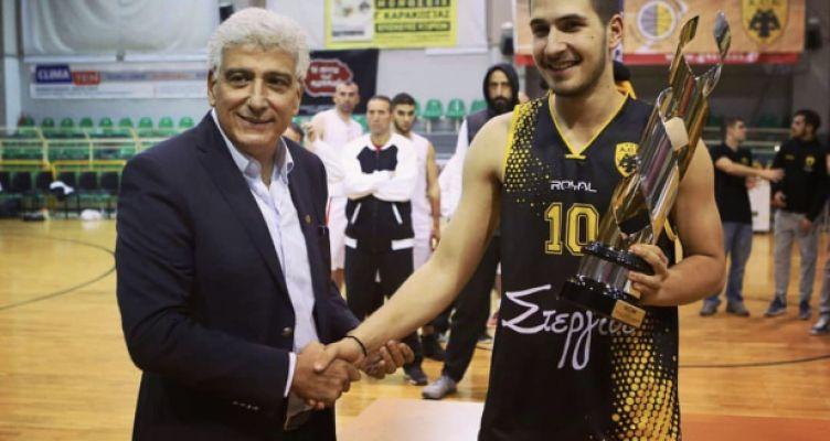 Β' Εθνική: Νέα «επένδυση» με τον Αστακιώτη Βασίλη Ζαρκαδούλα για τον ΑΣΕ Δούκα