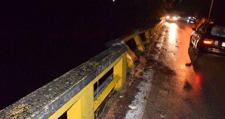 Αγρίνιο: Κίνδυνος στη γέφυρα της Αβόρανης