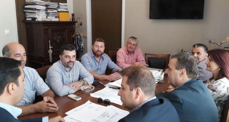Απόφαση Δημάρχου Αγρινίου, Γιώργου Παπαναστασίου, για τον ορισμό Αντιδημάρχων