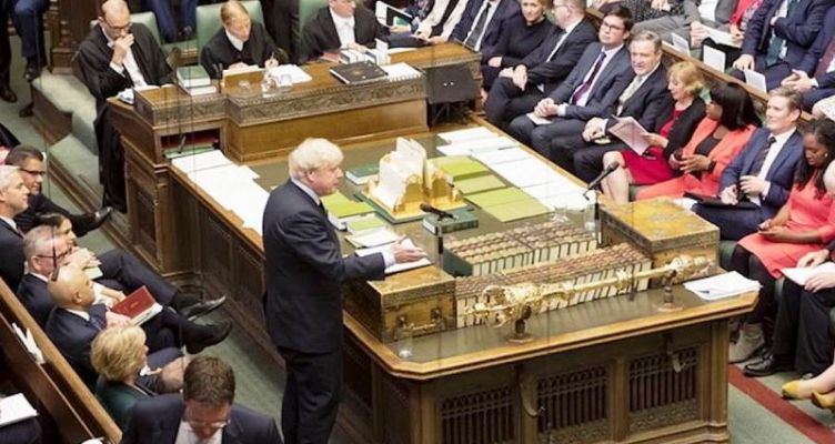 Brexit: Απόψε «κλείνει» η Βουλή – Συστάσεις στον Τζόνσον να μην παρακάμψει το νόμο