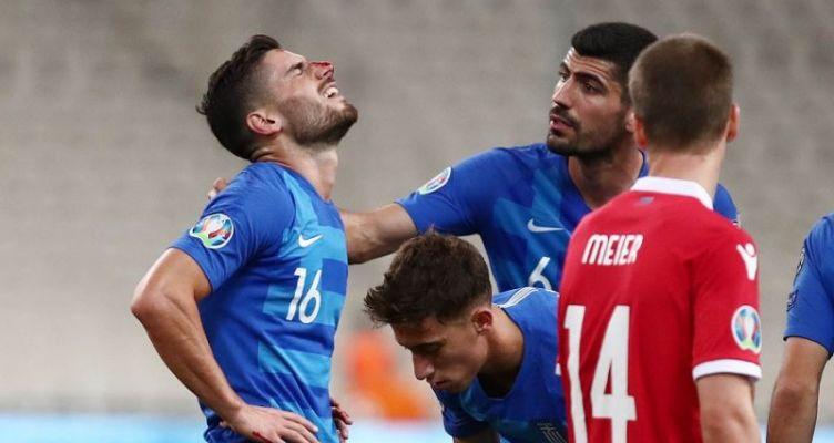 Προκριματικά Euro 2020: Το γκολ του Κεχρινιώτη Γ. Μασούρα δεν ήταν αρκετό…