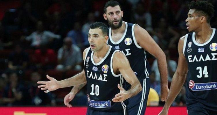 Άνοδος στην παγκόσμια κατάταξη για την Ελλάδα μετά το Μουντομπάσκετ