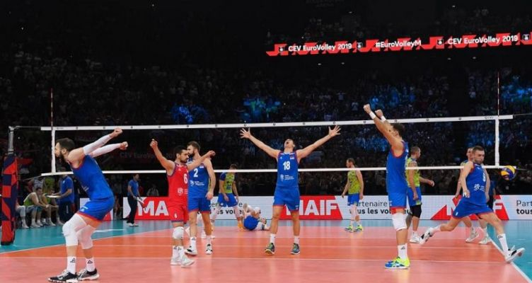 Eurovolley 2019: Πρωταθλήτρια Ευρώπης η Σερβία! (Βίντεο)