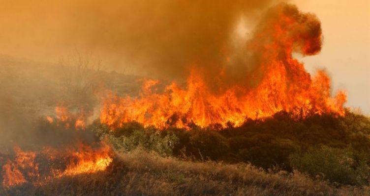 Υψηλός κίνδυνος πυρκαγιάς αύριο Παρασκευή στην Αιτωλοακαρνανία-Τι πρέπει να προσέχουν οι πολίτες