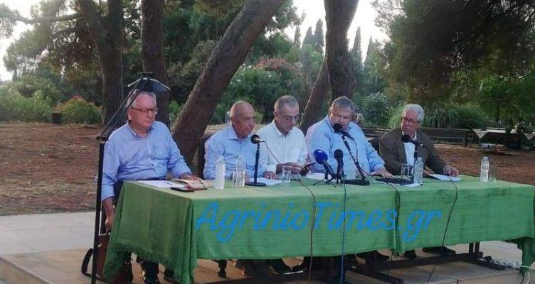 Ηλεία: Παρουσίαση του βιβλίου «Ελλάδα, μια χώρα παραδόξως νεώτερη»