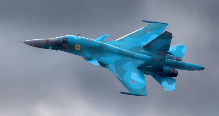 Ρωσία: Δύο μαχητικά αεροσκάφη Su-34 συγκρούστηκαν στον αέρα!