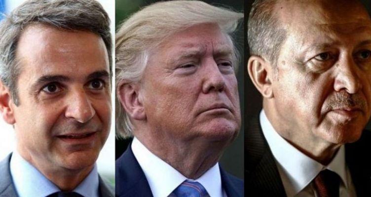 «Κλείδωσαν» οι συναντήσεις Μητσοτάκη με Τραμπ και Ερντογάν