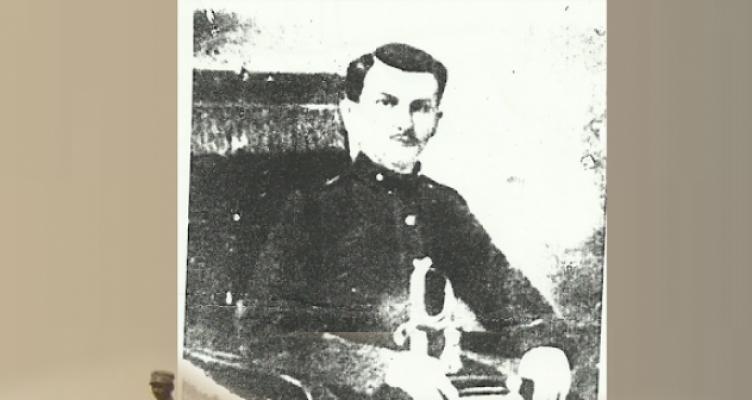 Υπολοχαγός Γιάννης Μπακογιώργος από τα Αχυρά Ξηρομέρου