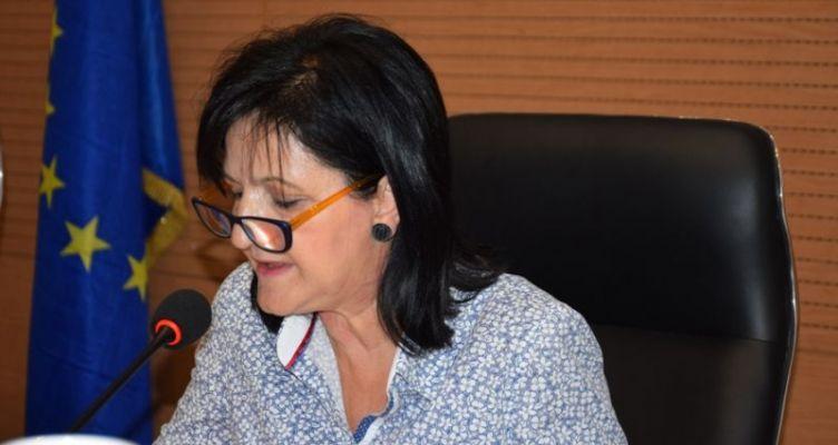 Συνάντηση του Σ.Υ.Π.Ε.Α. με την Μαρία Σαλμά για τα προβλήματα των υπαλλήλων της Π.Ε. Αιτ/νίας
