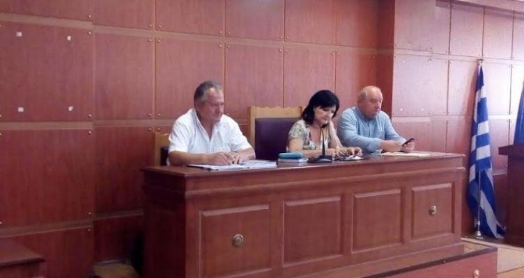 Συνεδρίασε το Συντονιστικό Όργανο Πολιτικής Προστασίας της Π.Ε Αιτωλοακαρνανίας