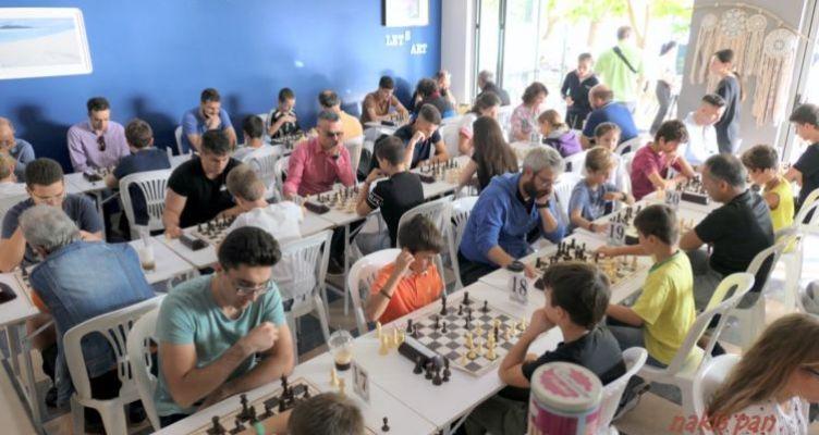 Ναύπακτος: 11o Τουρνουά σκακιού BLITZ LEPANTO