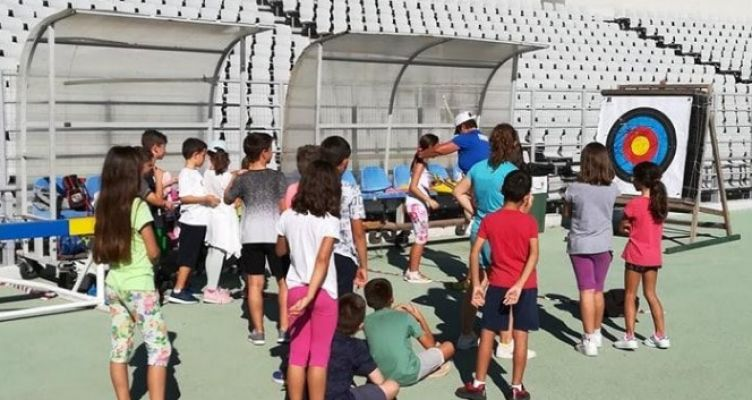 «Αγαπώ την Άθληση – Αγαπώ την Υγεία μου» – 6η Πανελλήνια Ημέρα Σχολικού Αθλητισμού 2019