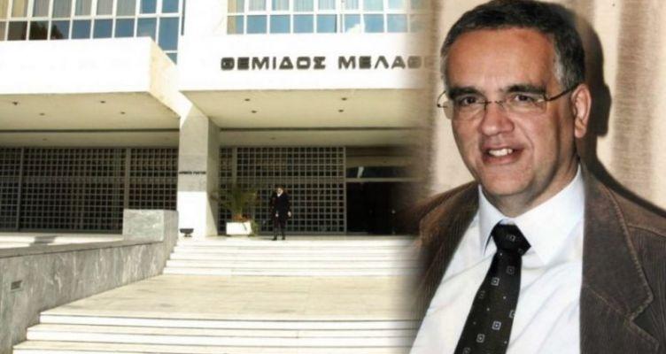 Σοκ: Αυτοκτόνησε ο Αντεισαγγελέας του Αρείου Πάγου Αντώνης Λιόγας