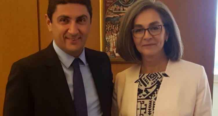 Συναντήσεις Λ. Αυγενάκη με Τομεάρχες Αθλητισμού για το σχέδιο νόμου