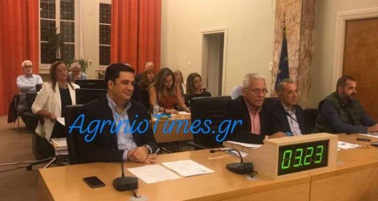 Απάντηση του Δημάρχου Αγρινίου Γ. Παπαναστασίου προς τον Νίκο Καζαντζή