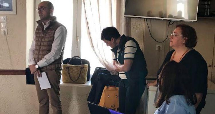 Δήμος Αγρινίου: Ενημέρωση στο Άνω Κεράσοβο για την καλλιέργεια της καστανιάς