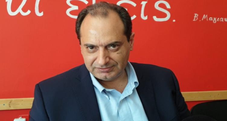 Χ. Σπίρτζης: Ανεπαρκής η κυβέρνηση σε πολιτικό και διαχειριστικό επίπεδο