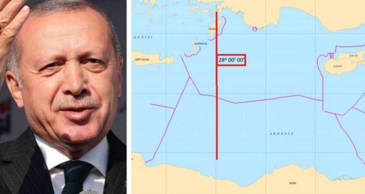 Συναγερμός για τον «τρελό» σουλτάνο: Μετά τη Συρία στοχεύει σε Ελλάδα – Κύπρο;