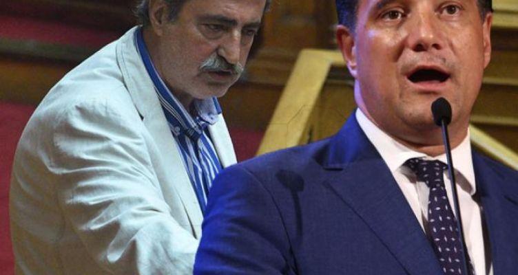 Άγρια κόντρα Γεωργιάδη – Πολάκη στη Βουλή