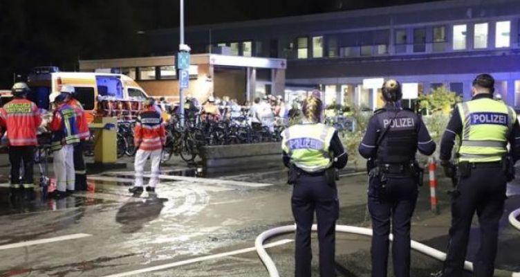 Γερμανία: Κλεμμένο φορτηγό έπεσε πάνω σε αυτοκίνητα σε φανάρι – 17 τραυματίες