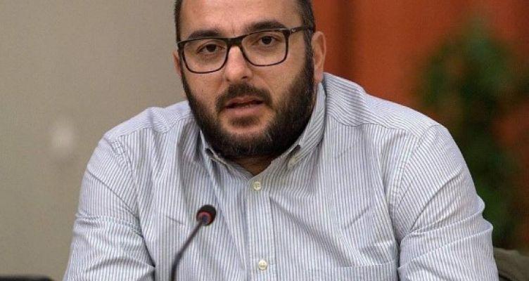 Ο Πρόεδρος του Α.Ο. Αγρινίου Γιώργος Ροκοπάνος στο AgrinioTimes.gr
