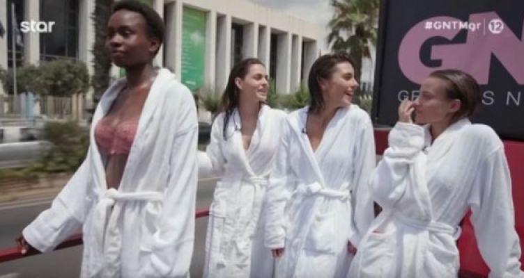GNTM2: Το ντουζ με εσώρουχα, οι ίντριγκες και η αποχώρηση (Βίντεο)