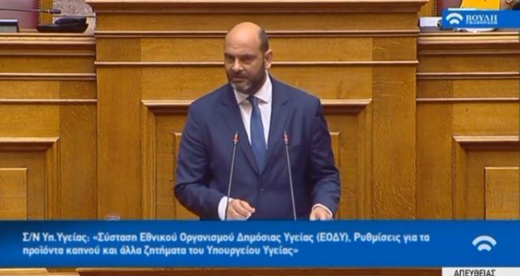 Ιάσονας Φωτήλας: «Η Ελλάδα επιστρέφει στην κανονικότητα» (Βίντεο)