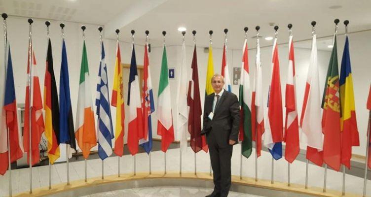 Ο Σ. Κωνσταντάρας συμμετείχε στην Ευρωπαϊκή Εβδομάδα Πόλεων και Περιφερειών