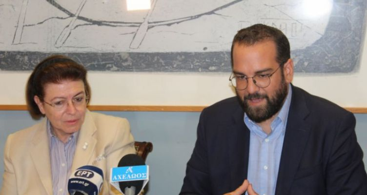 Ανακοίνωσε έργα για την Αιτωλοακαρνανία η υπουργός Πολιτισμού