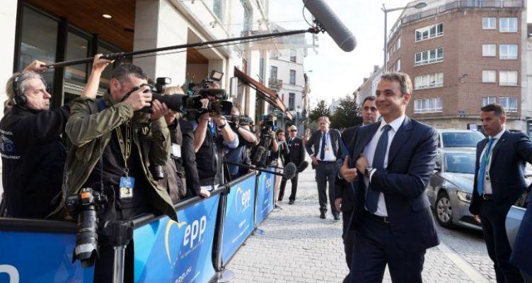 Ο Κ. Μητσοράκης στη Σύνοδο του Ευρωπαϊκού Λαϊκού Κόμματος