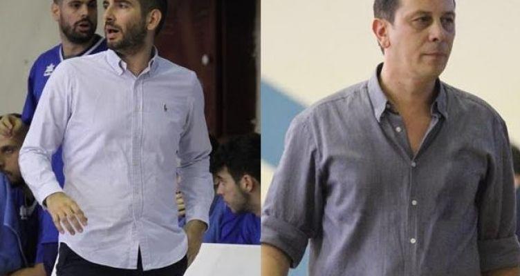Α2 Μπάσκετ Ανδρών – Αγρίνιο: Δηλώσεις Μιχελάκου και Διαμαντάκου (Βίντεο)