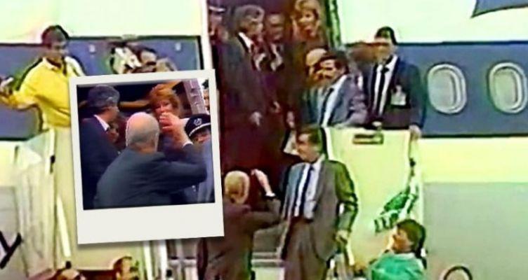 31 χρόνια από το νεύμα του Ανδρέα στη Μιμή! (Βίντεο)