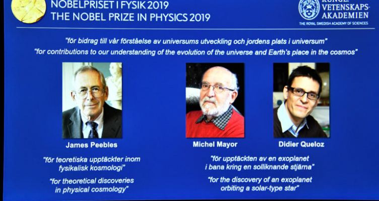 Νόμπελ Φυσικής 2019: Γι' αυτές τις ανακαλύψεις βραβεύτηκαν οι τρεις επιστήμονες
