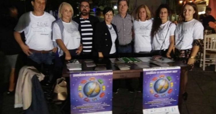 Αγρίνιο: Παρουσία της Μαρίας Σαλμά η «Νύχτα χωρίς Ατυχήματα»