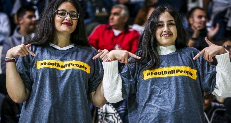 ΠΑΕ Παναιτωλικός: Μήνυμα κατά του ρατσισμού!